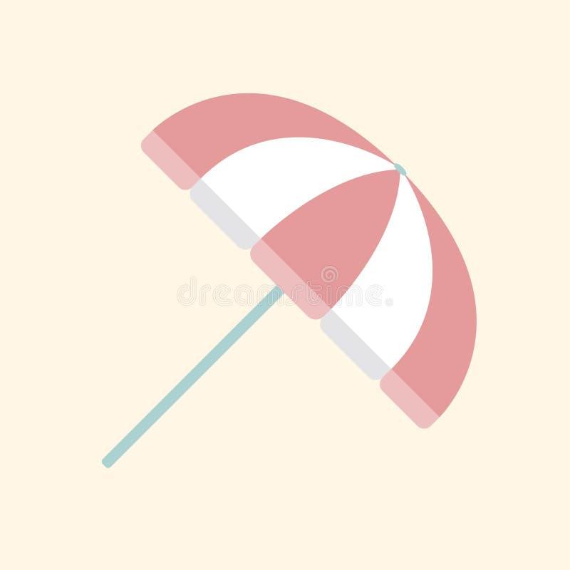 Download Illustration Of Umbrella Icon Concept Stock Illustration - Illustration of cute, umbrella: 111365149