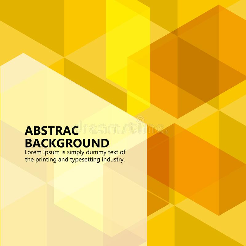 The illustration & x22;Vector abstract background. stock photos