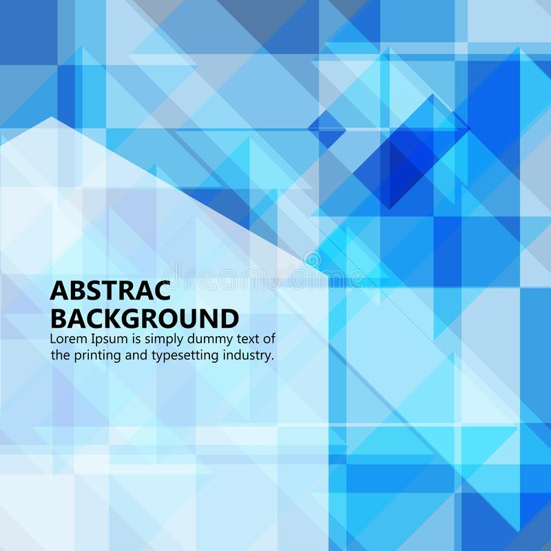 The illustration & x22;Vector abstract background. stock photo