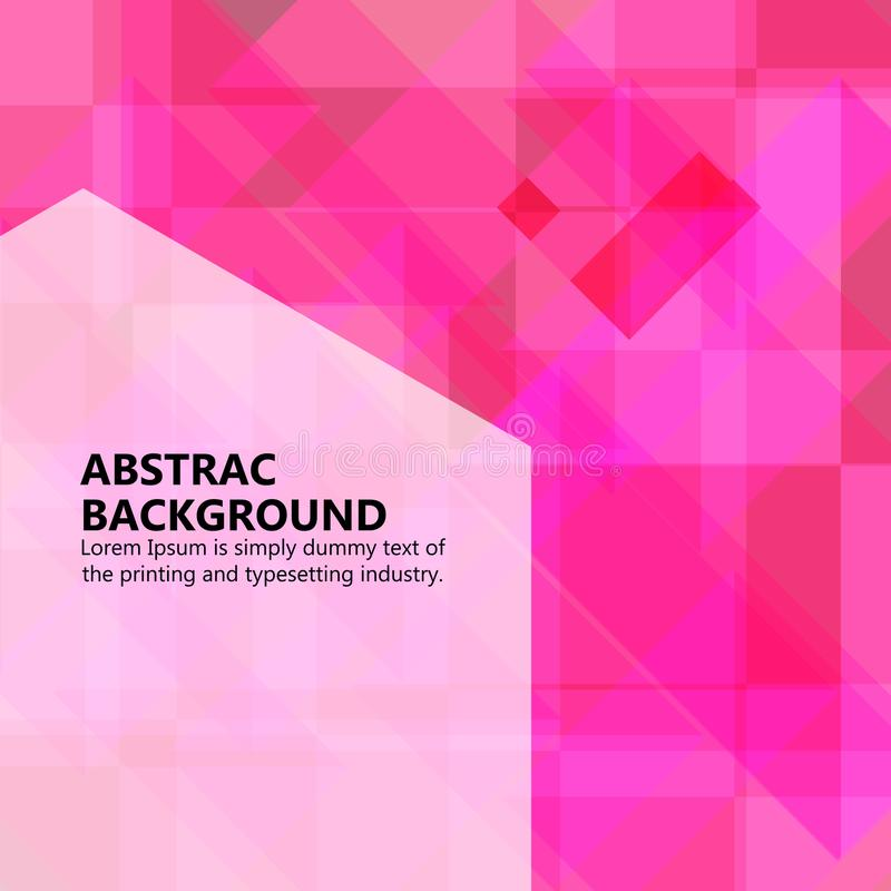 The illustration & x22;Vector abstract background. royalty free stock image