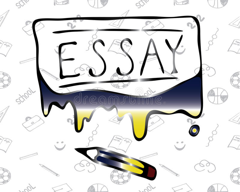 The word essay