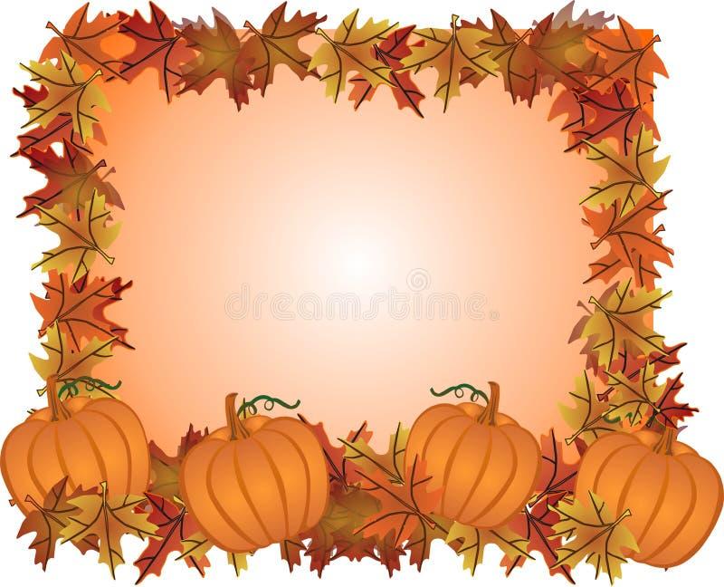 illustrations d'automne de célébrations illustration stock