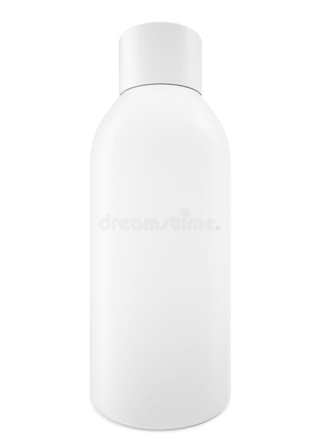 Illustrationsaerosolspray, Haarspray, desodorierendes Mittel lizenzfreie abbildung