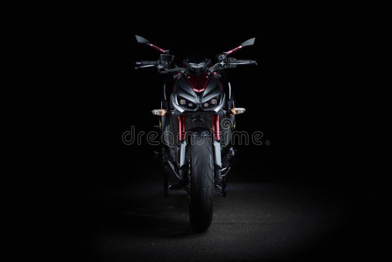 illustratives redaktionelles Kawasaki Z 1000 in Bangkok Thailand Se 2 stockfoto