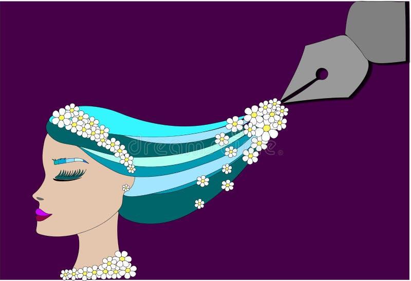 illustrator imagem de stock royalty free