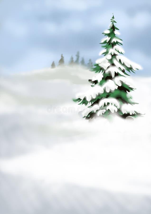 Illustrazione 14 di natale illustrazione vettoriale