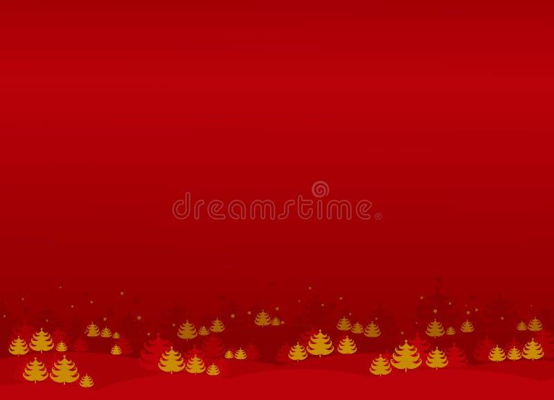 Illustrazione anno nuovo/di natale royalty illustrazione gratis