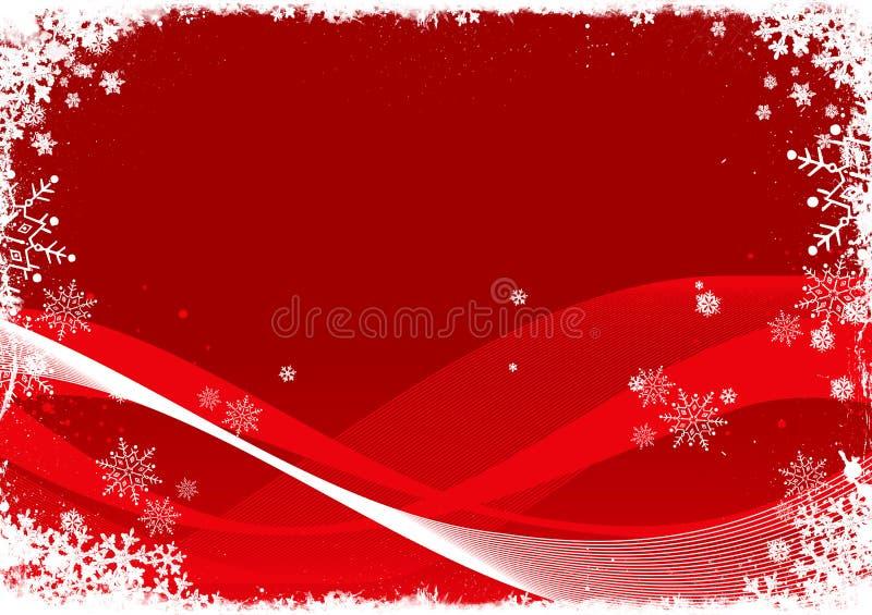 Illustrazione anno nuovo/di natale illustrazione vettoriale
