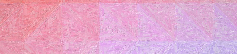 Illustrazione astratta del rosa e del fondo blu dell'insegna di Impasto, digitalmente generata royalty illustrazione gratis