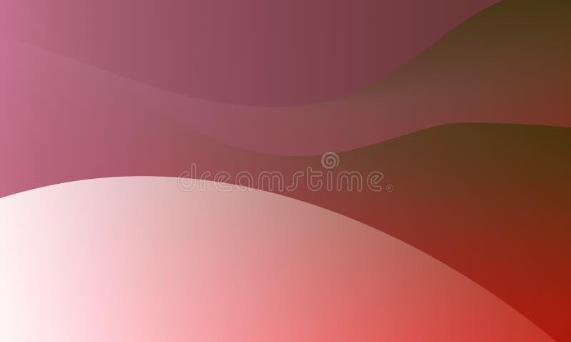 illustrazione astratta di vettore la carta da parati tutti gli usi per gli ambiti di provenienza o i rossi carmini luminosi della illustrazione di stock