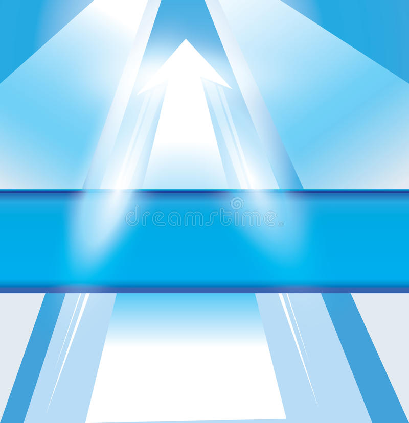 Download Illustrazione Concettuale Di Vettore Della Pagina Di Progettazione Del Fondo Della Freccia Illustrazione Vettoriale - Illustrazione di figura, concetto: 55363005