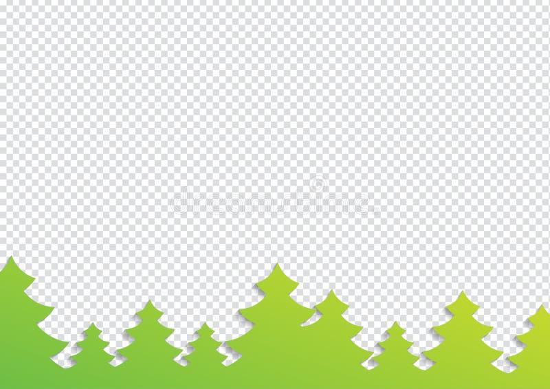 Illustrazione creativa di vettore del Buon Natale Cartolina di Natale, insegna o manifesto felice, nuovo anno Illustrazione di ve illustrazione vettoriale