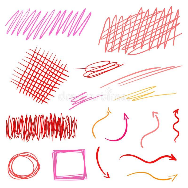 Illustrazione Creazione di arte illustrazione vettoriale