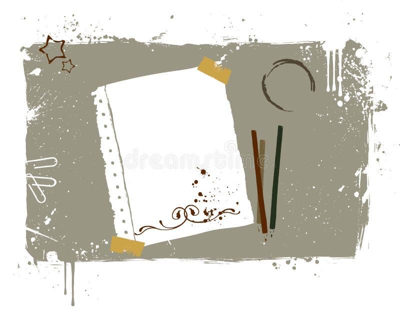 Illustrazione da tavolino royalty illustrazione gratis