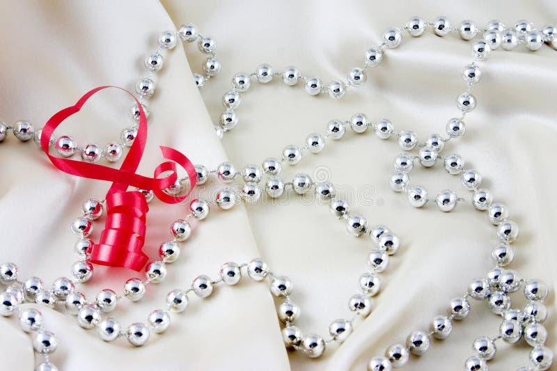 Illustrazione dei biglietti di S. Valentino fotografie stock