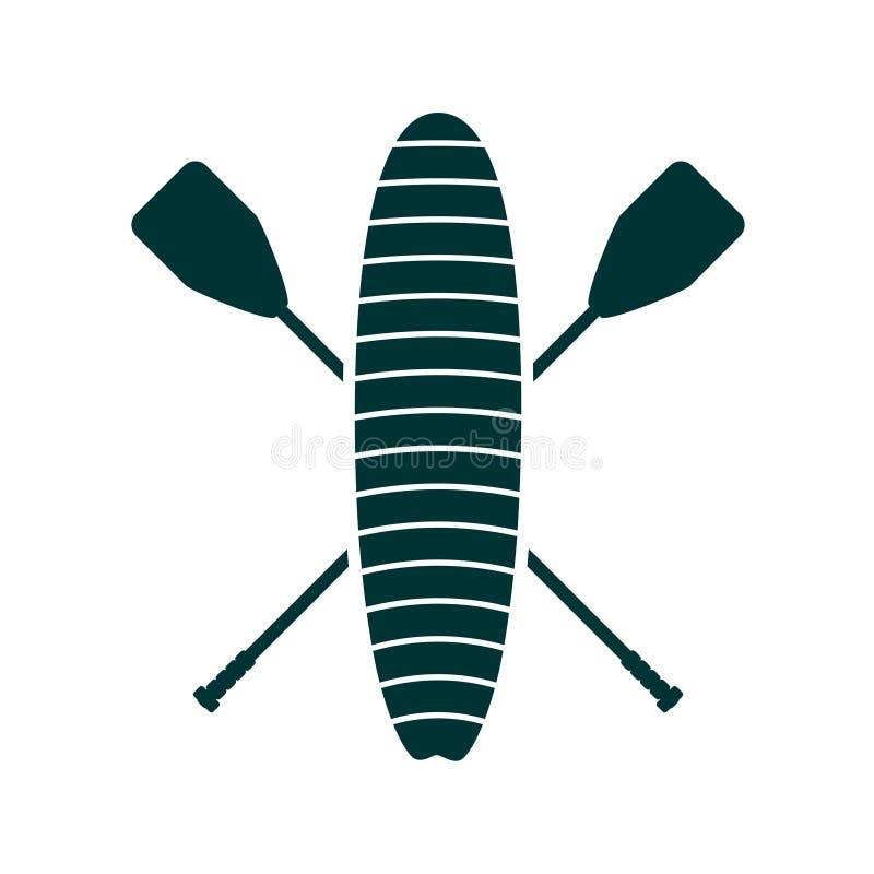 Illustrazione del bordo di spuma illustrazione vettoriale