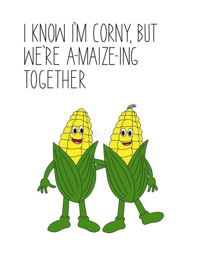 Illustrazione del cereale immagine stock libera da diritti