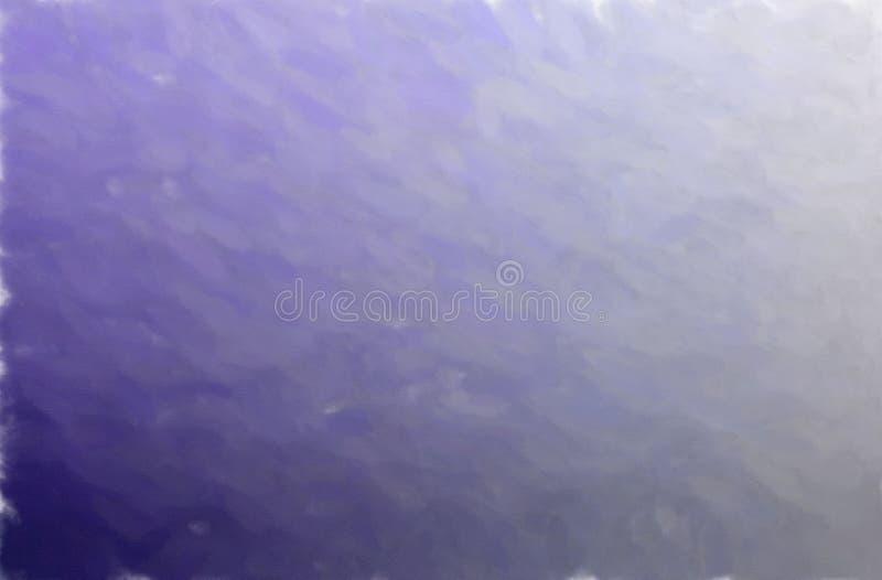 Illustrazione del fondo porpora della pittura del lavaggio dell'acquerello, digitalmente generata royalty illustrazione gratis