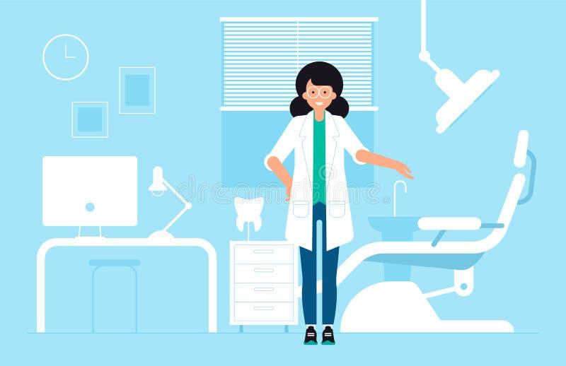 Illustrazione dell'ammaccatura di salute royalty illustrazione gratis