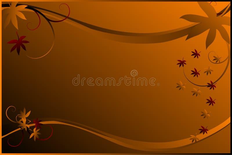 Illustrazione di autunno illustrazione vettoriale