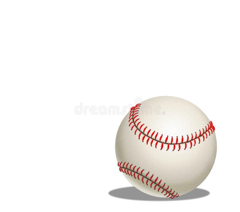 Illustrazione di baseball illustrazione di stock