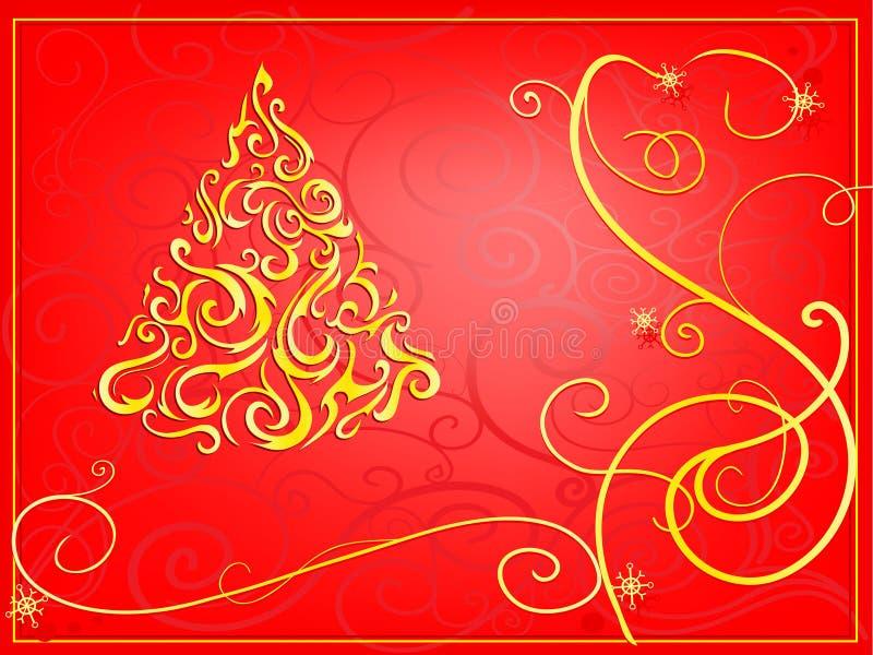 Illustrazione di Christmass illustrazione vettoriale