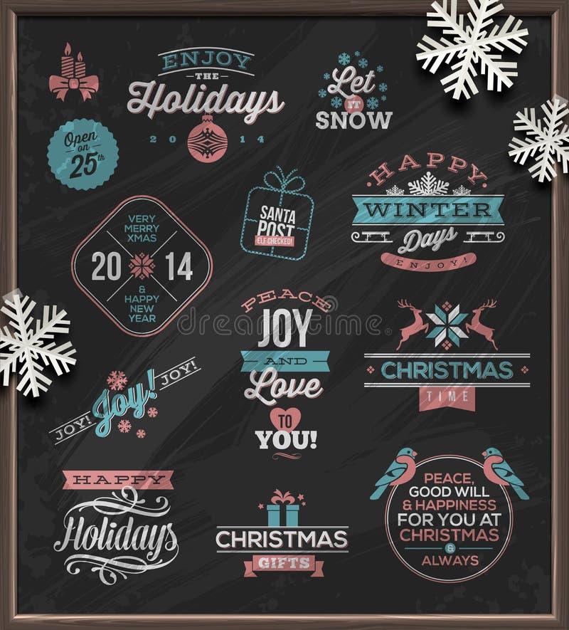 Illustrazione di Natale royalty illustrazione gratis