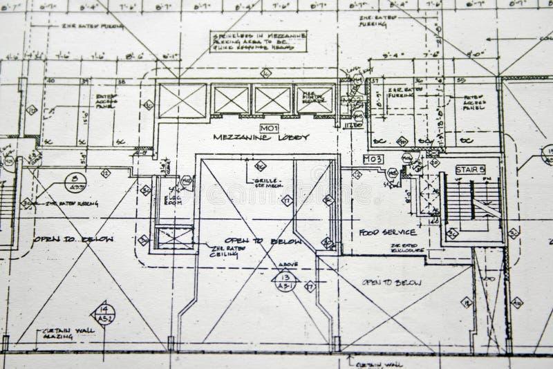 Illustrazione di programma di pavimento immagine stock for Software di piano di pavimento del garage