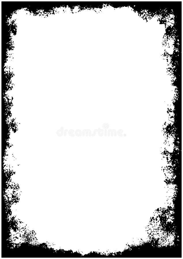 Illustrazione di struttura della priorità bassa di Grunge royalty illustrazione gratis