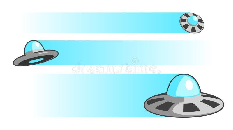 Download Illustrazione di UFOs illustrazione vettoriale. Illustrazione di marte - 3136805