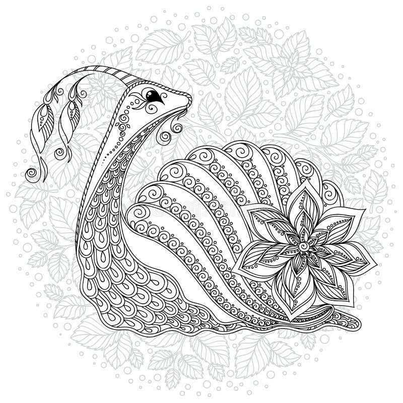 Illustrazione di una lumaca royalty illustrazione gratis