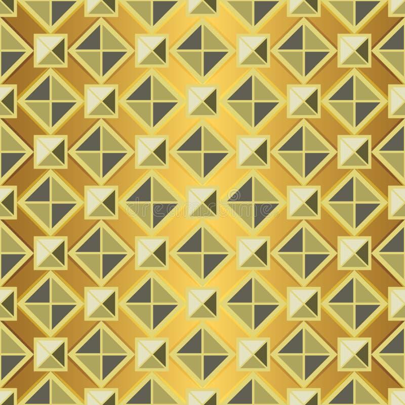 Illustrazione di vettore dei rettangoli di sovrapposizione illustrazione vettoriale