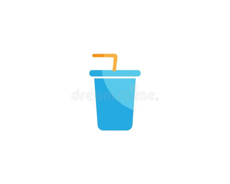 Illustrazione di vettore del bicchiere royalty illustrazione gratis