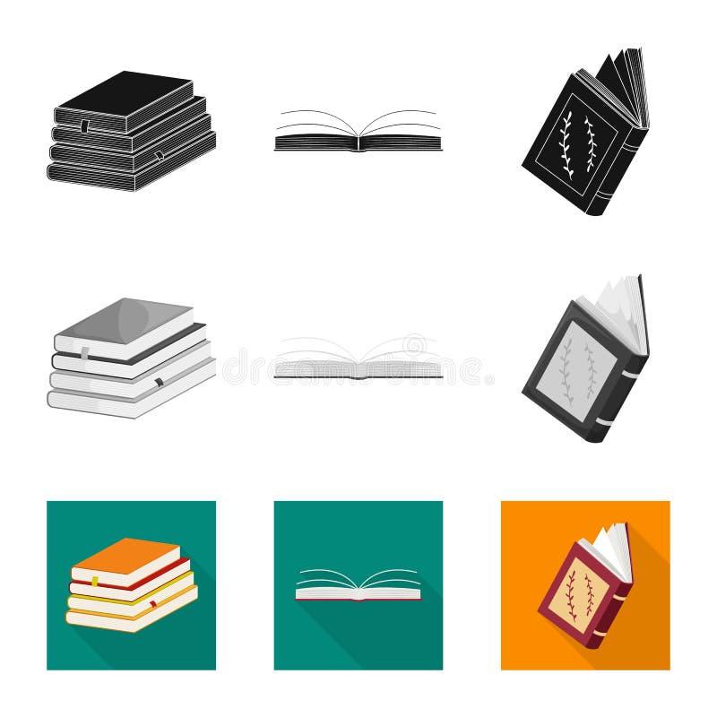 Illustrazione di vettore del logo della copertura e di addestramento Raccolta di addestramento e dell'illustrazione di vettore de illustrazione di stock
