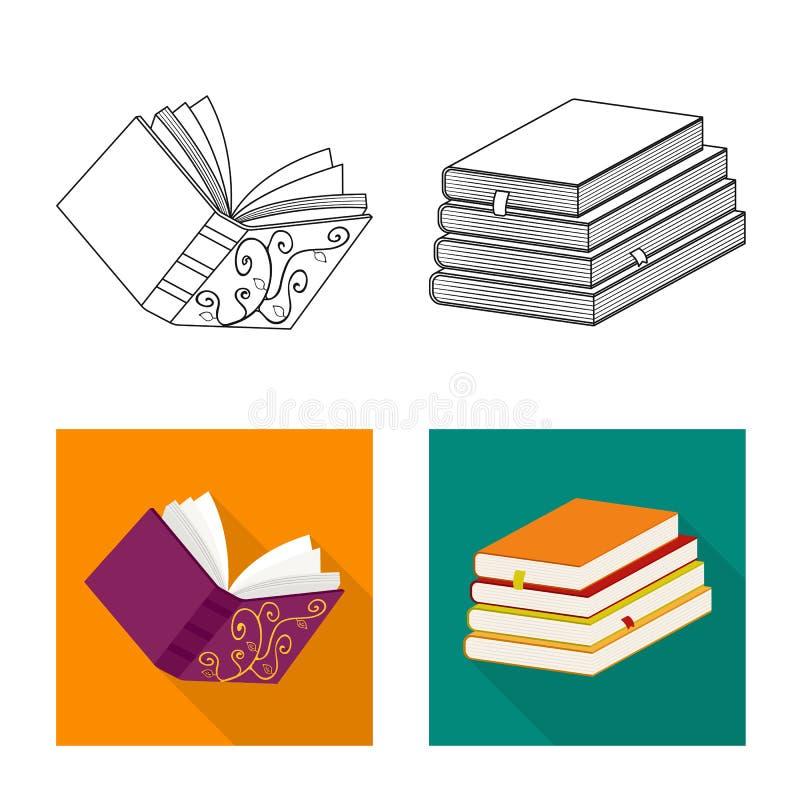 Illustrazione di vettore del logo della copertura e di addestramento Raccolta di addestramento e dell'illustrazione di vettore de illustrazione vettoriale