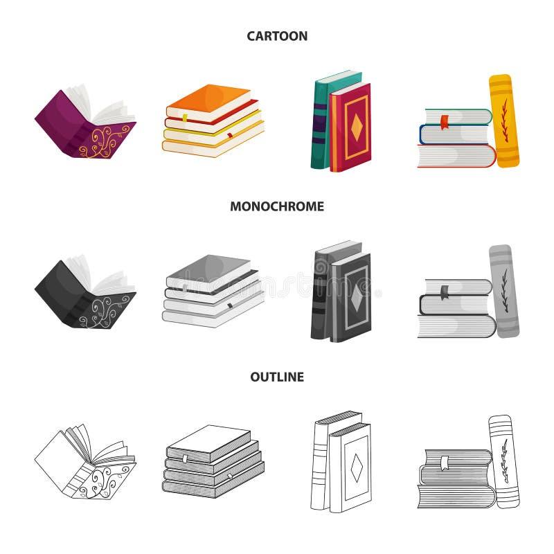 Illustrazione di vettore del segno della copertura e di addestramento Raccolta di addestramento e dell'illustrazione di vettore d illustrazione di stock