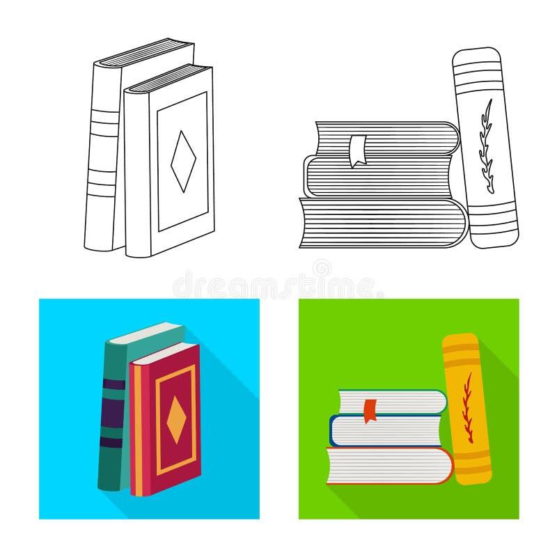 Illustrazione di vettore del simbolo della copertura e di addestramento Raccolta di addestramento e dell'illustrazione di vettore royalty illustrazione gratis