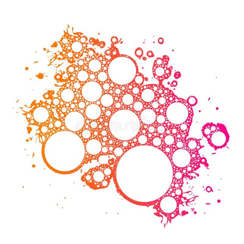 Download Illustrazione fluida illustrazione vettoriale. Illustrazione di vernice - 7317053