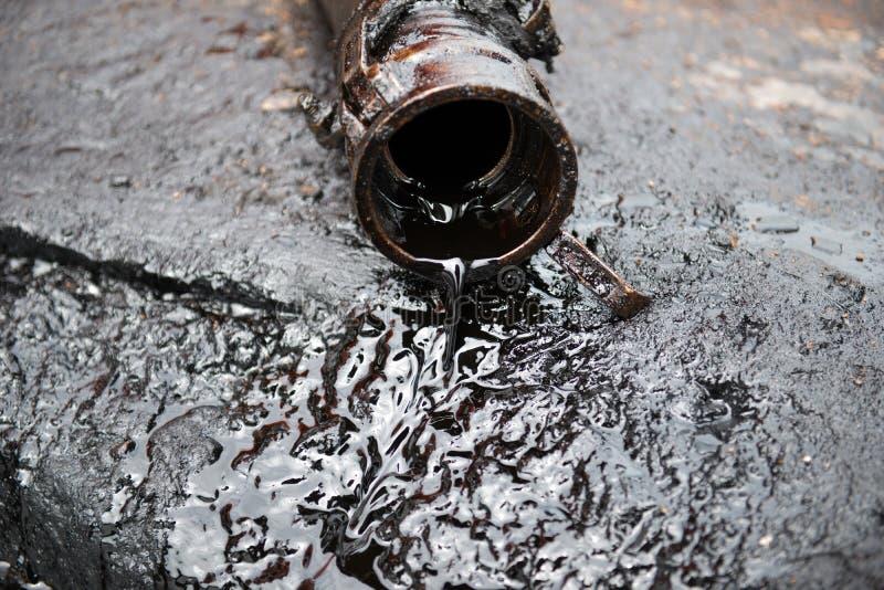 Illustrazione grezza di vettore di oil immagini stock libere da diritti