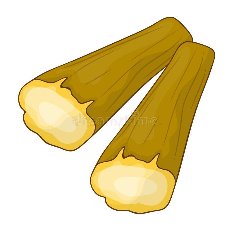 Illustrazione isolata legname royalty illustrazione gratis