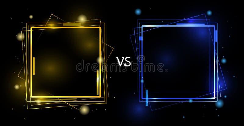 Illustrazione isolata vettore contro dello schermo illustrazione vettoriale