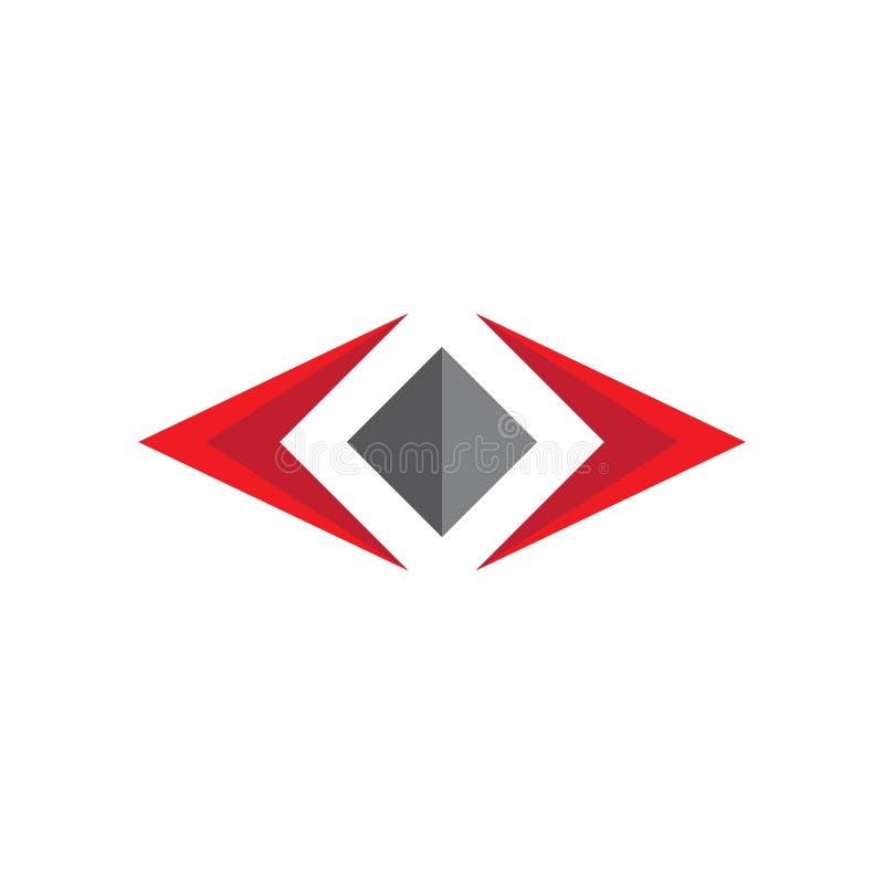 illustrazione quadrata di vettore dell'icona illustrazione vettoriale