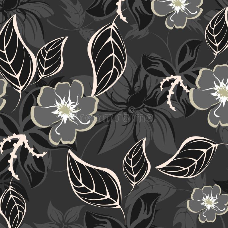 Download Illustrazione Senza Cuciture Del Fiore Della Primavera Illustrazione Vettoriale - Illustrazione di fiore, foglio: 56875722