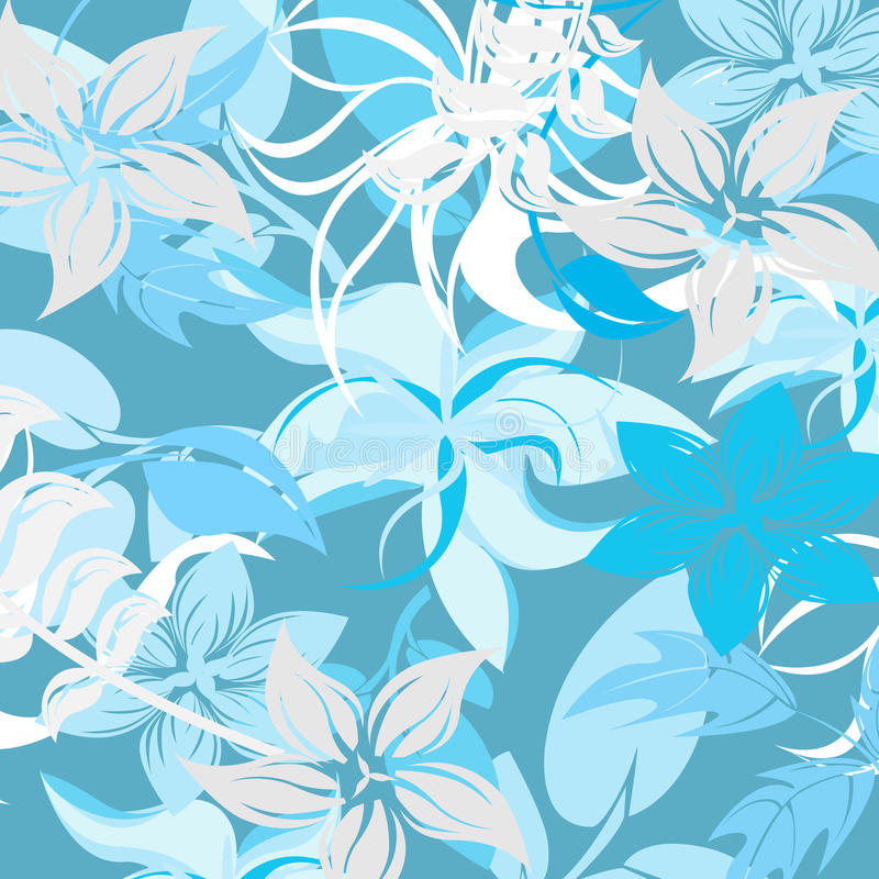 Download Illustrazione Senza Cuciture Del Fiore Della Primavera Illustrazione Vettoriale - Illustrazione di mattonelle, colori: 56876365