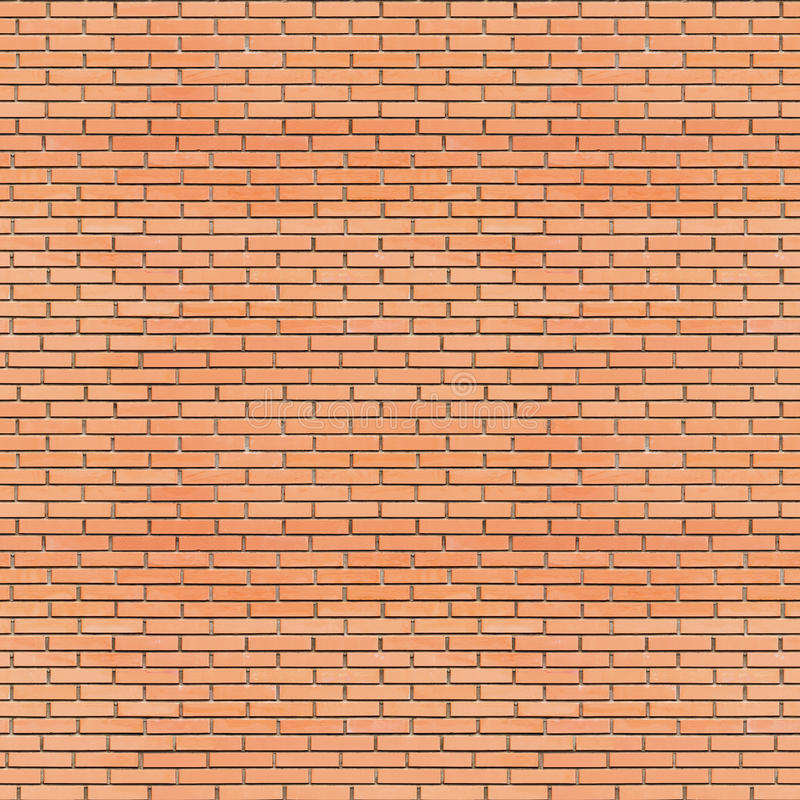 Illustrazione senza cuciture di struttura 3d della parete di mattoni rossi royalty illustrazione gratis