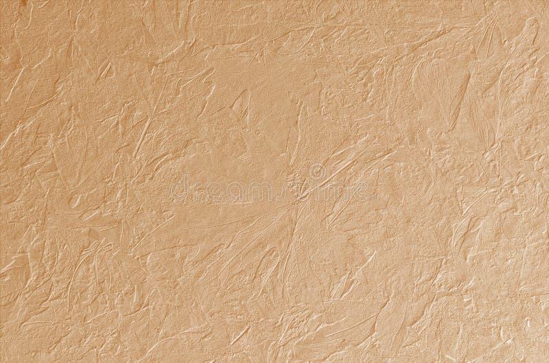 Illustrazione, struttura fossile della foglia illustrazione di stock