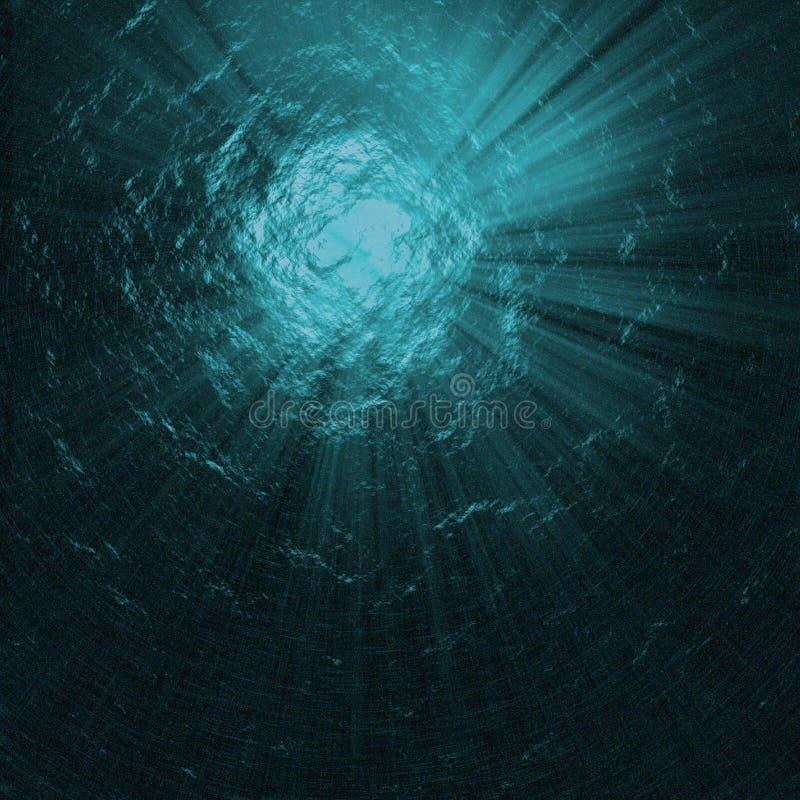 Download Illustrazione subacquea illustrazione di stock. Illustrazione di drammatico - 3890089