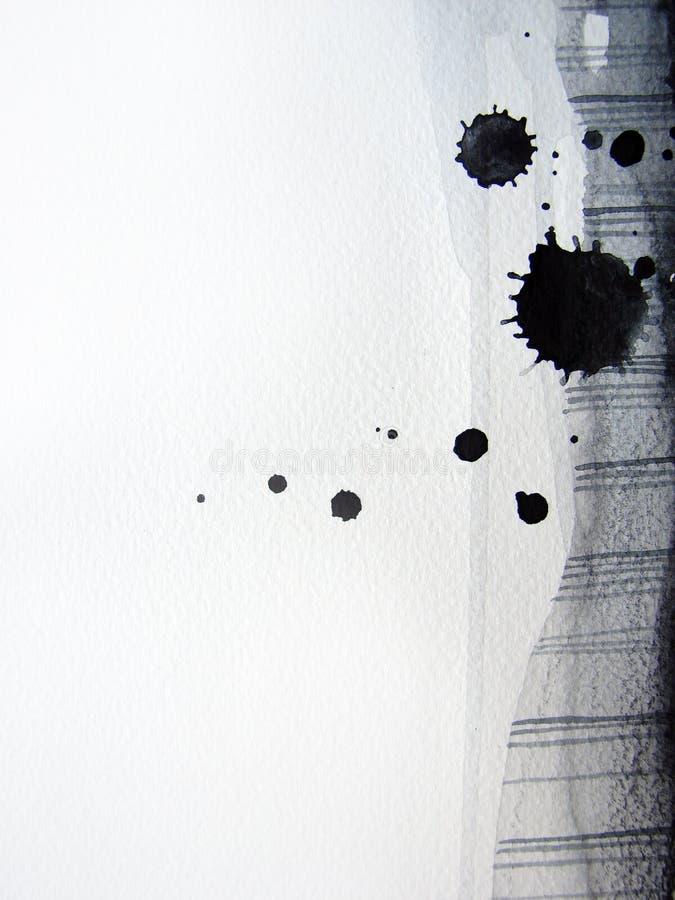 illustrerad abstrakt bakgrund royaltyfri illustrationer