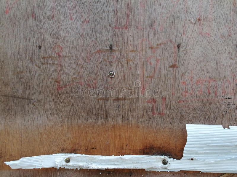 illustrez du modèle en bois grunge photo libre de droits