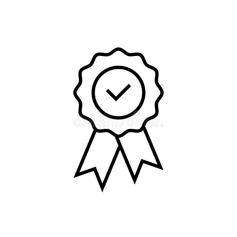 Ilość lub zatwierdzony medal z cwelichem ilustracji